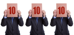 How to look like a perfect 10…onpaper