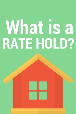 What is a rate hold?