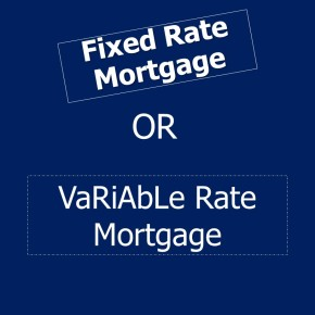 We have been told to take a fixed rate mortgage term until now! What has changed???